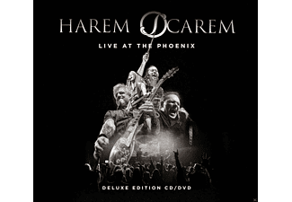 Harem Scarem - Live At The Phoenix (Ltd.Deluxe Edition) - (CD + DVD Video)