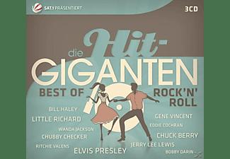 VARIOUS - Die Hit Giganten Best of Rock´n´Roll   - (CD)