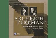 PERLMAN,ITZHAK/ARGERICH,MARTHA - Violinsonate 9 Op.47 'kreutzer'/Violinson. [CD]