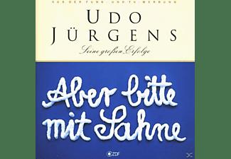 Udo Jürgens - Aber bitte mit Sahne - Seine großen Erfolge [CD]