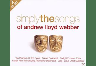 VARIOUS - Simply Andrew Lloyd Webber (2cd)  - (CD)