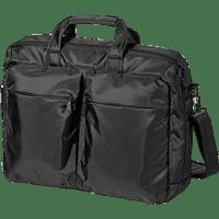 VIVANCO 36979 Business Toploader Notebooktasche, Aktentasche, 15.6 Zoll, Schwarz