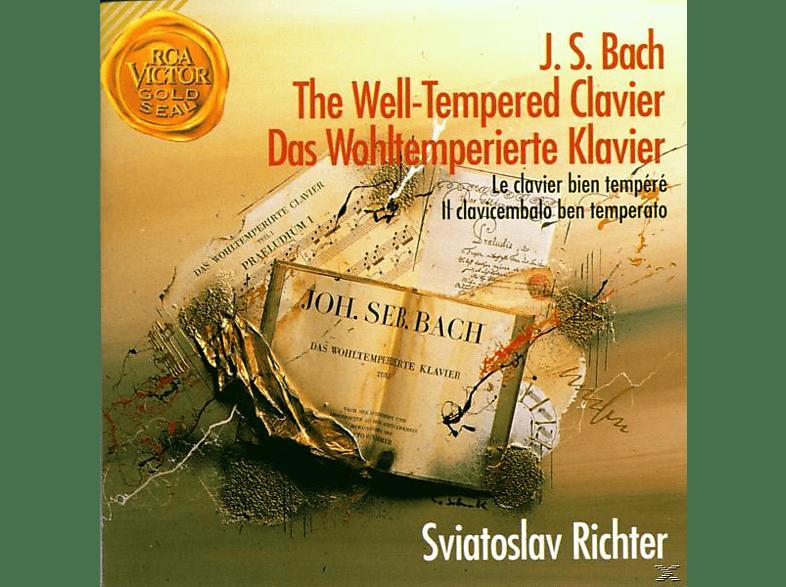 Sviatoslav Richter, Richter Svjatoslav - Das Wohltemperierte Klavier I& Ii [CD]