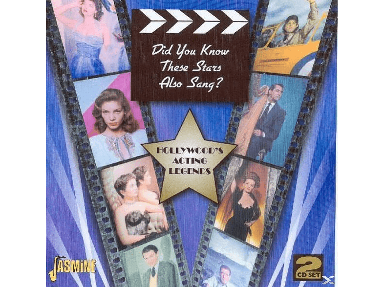 VARIOUS - Did You Know These Stars Also Sang? [CD]