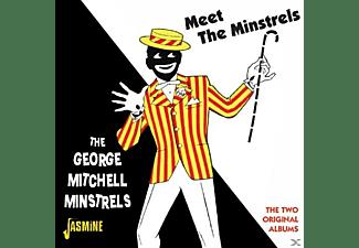 Georg Mitchell Minstrels - MEET THE MINSTRELS  - (CD)