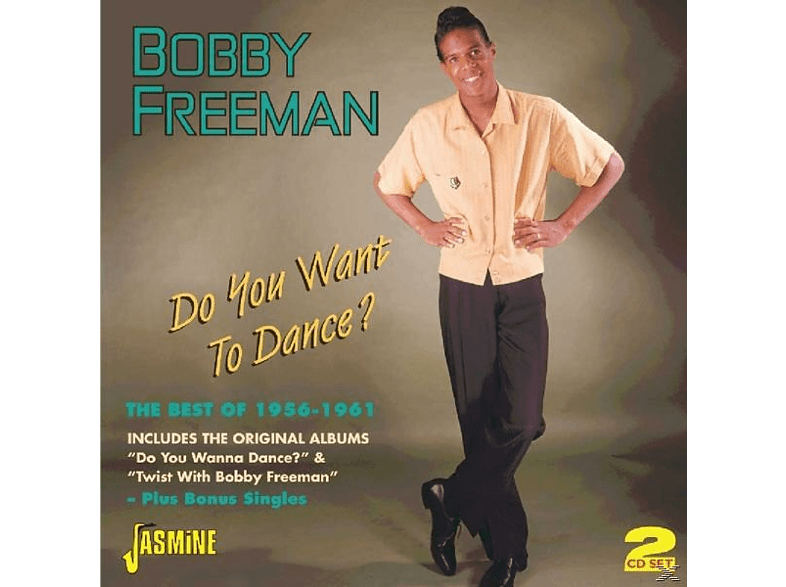 Bobby Freeman - Do You Want To Dance [CD]