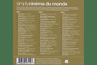 VARIOUS - Simply Cinema Du Monde (3CD Tin) [CD]