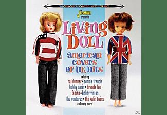 VARIOUS - Living Doll  - (CD)