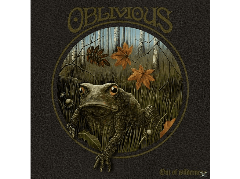 Oblivious - Out Of Wilderness (Dark Red) [Vinyl]