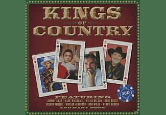 VARIOUS - Kings Of Country (Lim.Metalbox Ed.)  - (CD)