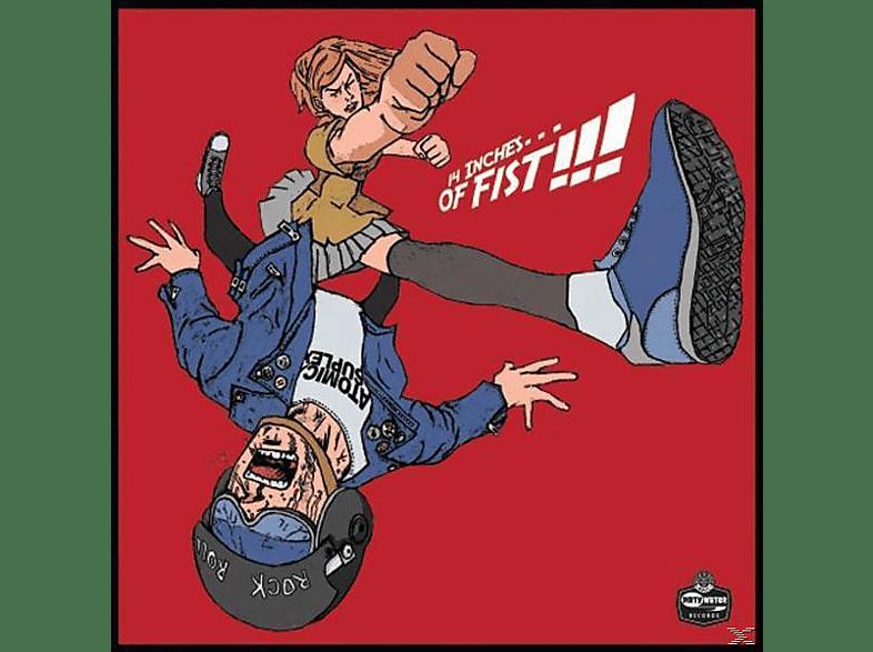 Atomic Suplex - Fourteen Inches Of Fist [CD]