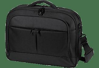VIVANCO 36982 Notebooktasche Aktentasche für Universal Nylon, Schwarz