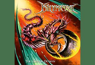 Khymera - The Grand Design  - (CD)