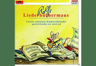 Rolf Zuckowski - Liederbüchermaus  - (CD)