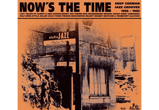 VARIOUS - Now's The Time - (CD)