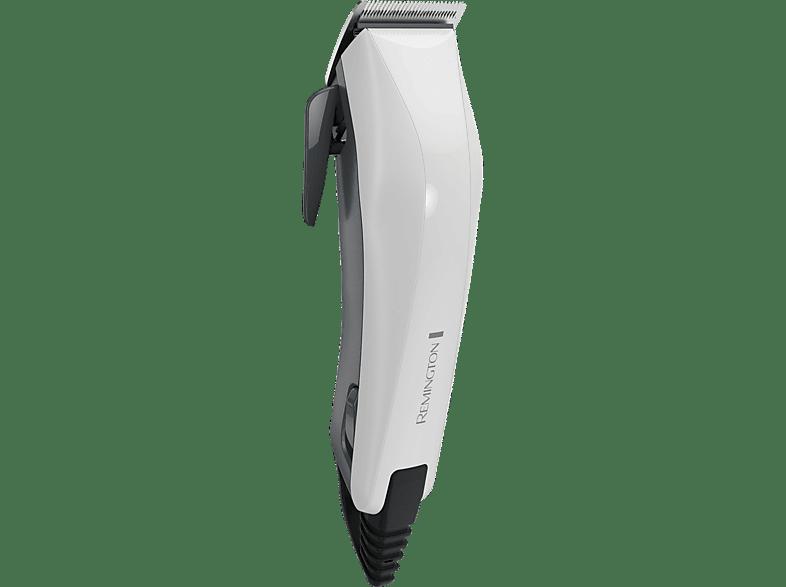 REMINGTON HC5035 ColourCut Haarschneider Weiß/Grau