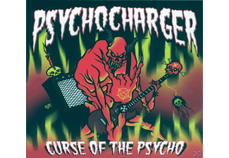 Psycho Charger - Curse Of The Psycho - (CD)