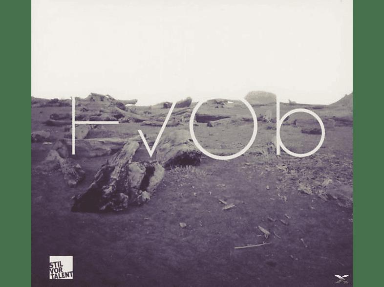 Hvob - Hvob [CD]