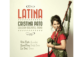 Christina Quartet Pato - Latina - (CD)