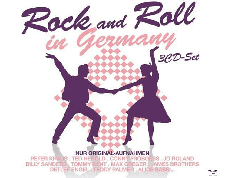 VARIOUS - Rock And Roll In Germany [CD]