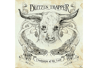 Blitzen Trapper - Destroyer Of The Void - (CD)