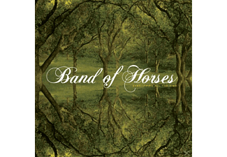 Band Of Horses - Everything All The Time - (Vinyl)