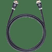 OEHLBACH 128 HDMI Kabel, Schwarz