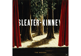 Sleater-Kinney - The Woods - (Vinyl)