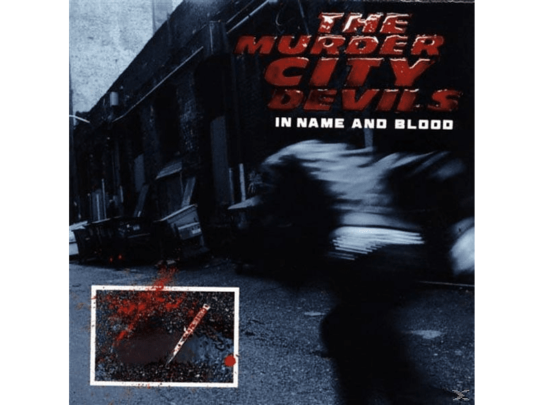 Murder City Devils - IN NAME AND BLOOD [CD]