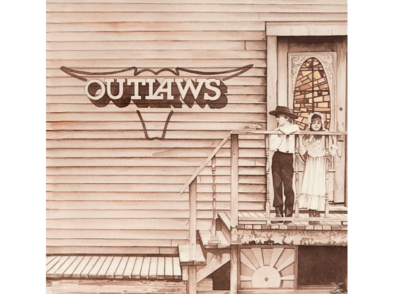 The Outlaws - The Outlaws [CD]
