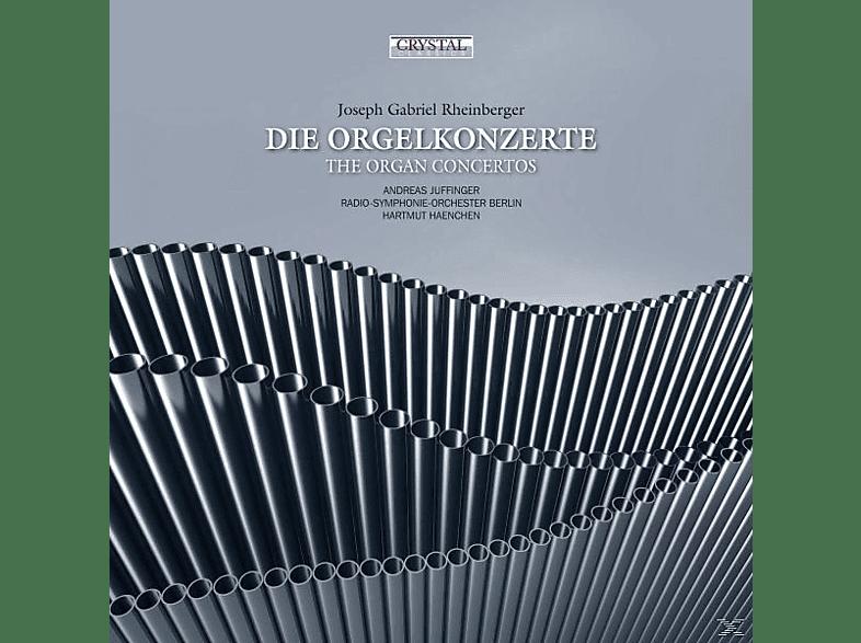 Jospeh Gabriel Rheinberger - Die Orgelkonzerte [Vinyl]