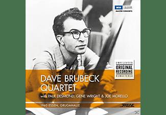 The Dave Brubeck Quartet - 1960 Essen-Grugahalle  - (Vinyl)