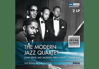 The Modern Jazz Quartet - 1959 Bonn-Beethovenhalle  - (Vinyl)