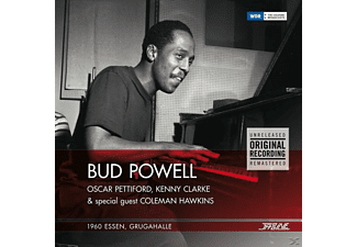 Bud Powell - 1960 Essen-Grugahalle  - (Vinyl)