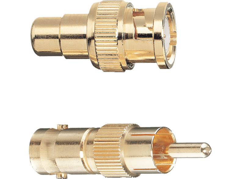 OEHLBACH 4601 Adapter, Gold