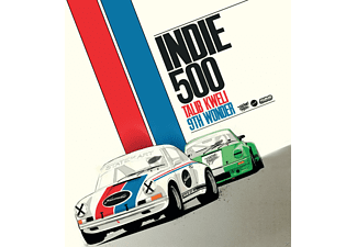 9th Wonder, Talib Kweli, VARIOUS - Indie 500  - (CD)