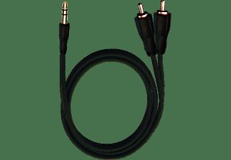 RCA 84014 Stereoverbindung, Schwarz