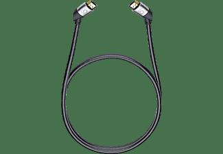 OEHLBACH 137 HDMI Kabel, Schwarz/Grau