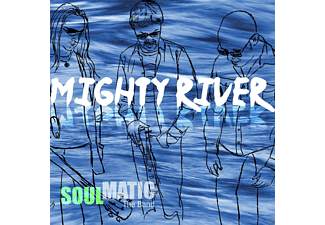 Soulmatic - Mighty River  - (CD)