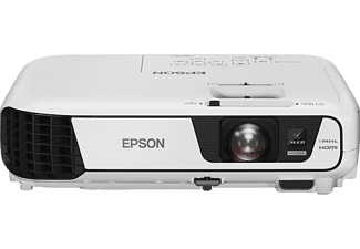 EPSON EB-W41 - Projecteur (Commerce, Home cinema, WXGA, 1.280 x 800 pixels)