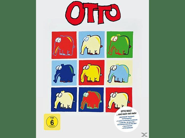 50 Jahre Otto - Kunst Edition [DVD]