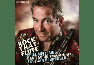 Laurin Dan - Konzertsätze für Eagle Blockflöte  - (SACD)