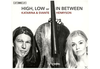 Henryson Katarina+sv - High,Low or In Between  - (SACD)