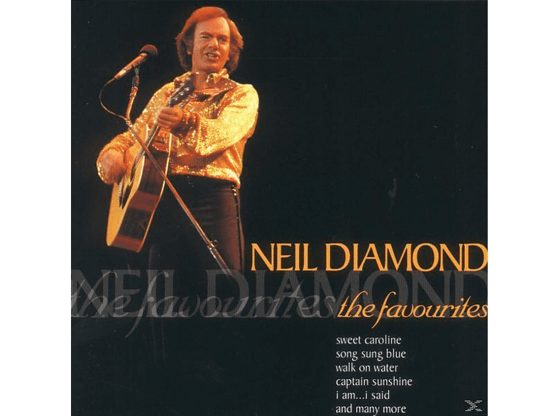Neil Diamond - The Favourites [CD]
