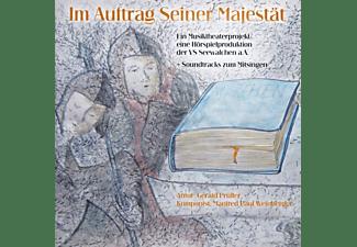 VARIOUS - Im Auftrag seiner Majestät  - (CD)