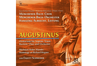 Münchner Bach Chor/Münchner Bach Orchester - Sacred Music Vol.12/Augustinus [CD]