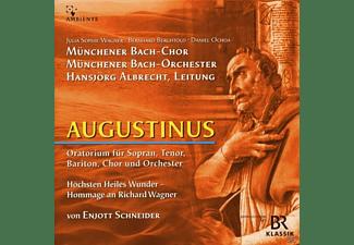 Münchner Bach Chor/Münchner Bach Orchester - Sacred Music Vol.12/Augustinus  - (CD)