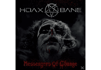 Hoaxbane - Messengers Of Change  - (CD)