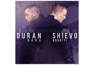 Duran Baba & Shievo Bugatti - Drive By Im Bleifrei  - (CD)