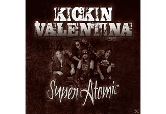 Kickin Valentina - Super Atomic  - (CD)